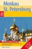 Nelles Guide Reiseführer Moskau - Sankt Petersburg (eBook, PDF)