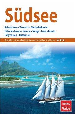 Nelles Guide Reiseführer Südsee (eBook, PDF) - Brillat, Michael; Weissbach, Marianne