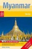 Nelles Guide Reiseführer Myanmar (eBook, PDF)