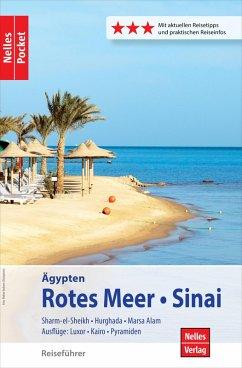 Nelles Pocket Reiseführer Ägypten - Rotes Meer,...