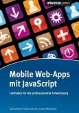 Mobile Web-Apps mit JavaScript (eBook, PDF)