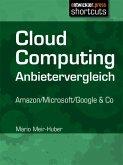 Cloud Computing Anbietervergleich (eBook, ePUB)