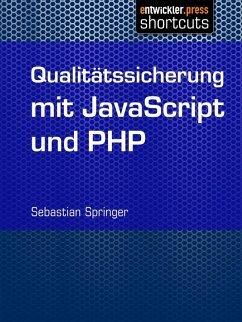Qualitätssicherung mit JavaScript und PHP (eBoo...