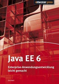 Java EE 6 (eBook, PDF) - Weil, Dirk