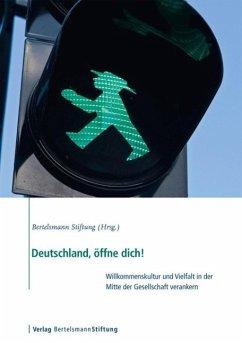 Deutschland, öffne dich! (eBook, ePUB)