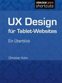UX Design für Tablet-Websites (eBook, ePUB)