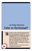 Folter im Rechtsstaat? (eBook, ePUB)