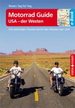 Motorrad Guide USA - der Westen - VISTA POINT R...