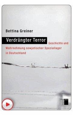 Verdrängter Terror (eBook, PDF) - Greiner, Bettina