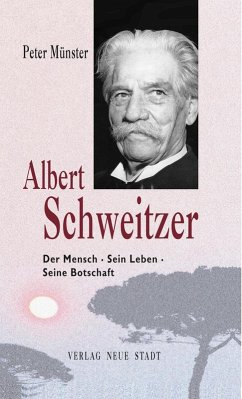 Albert Schweitzer (eBook, ePUB) - Münster, Peter
