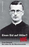Einen Eid auf Hitler? NIE (eBook, ePUB)