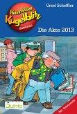 Die Akte 2013 / Kommissar Kugelblitz Bd.20 (eBook, ePUB)