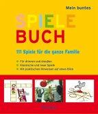 Mein buntes Spielebuch (eBook, ePUB)
