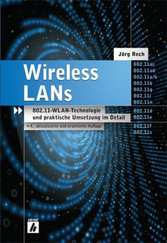 Wireless LANs (eBook, PDF) - Rech, Jörg