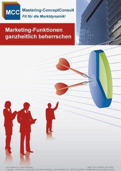 Marketing-Funktionen ganzheitlich beherrschen (eBook, PDF) - Schröder, Harry