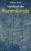 Handbuch der Runenkunde (eBook, ePUB)