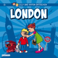 Lilly & Anton entdecken London (eBook, PDF) - Verlag, Del Medio
