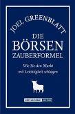Die Börsen-Zauberformel (eBook, ePUB)