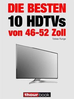 Die besten 10 HDTVs von 46 bis 52 Zoll