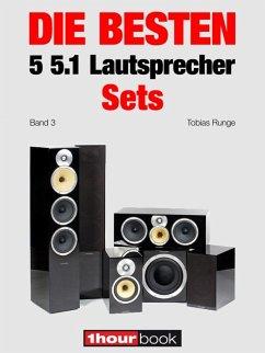 Die besten 5 5.1-Lautsprecher-Sets (Band 3)