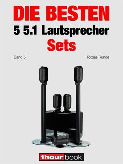 Die besten 5 5.1-Lautsprecher-Sets (Band 5)