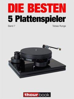 Die besten 5 Plattenspieler (Band 7)
