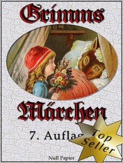 Grimms Märchen - Vollständige, überarbeitete und illustrierte Ausgabe (HD) (eBook, PDF)