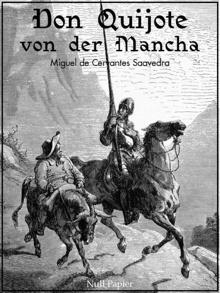 Don Quijote von der Mancha - Illustrierte Fassung (eBook, PDF)