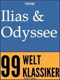 Ilias & Odyssee (eBook, PDF)