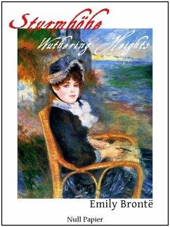 Sturmhöhe - Wuthering Heights (eBook, ePUB) - Brontë, Emily