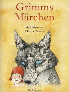 Grimms Märchen - Illustriertes Märchenbuch (eBook, PDF)