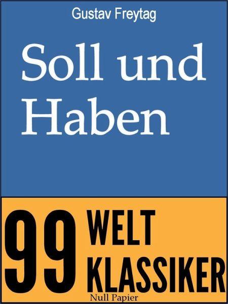 Soll und Haben (eBook, PDF)