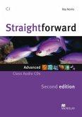 3 Class Audio-CDs / Straightforward, Advanced (Second Edition)