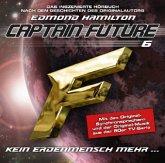 Captain Future - Kein Erdenmensch mehr, 1 Audio-CD