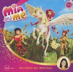 Die Höhle der Wahrheit / Mia and me (1 Audio-CD)