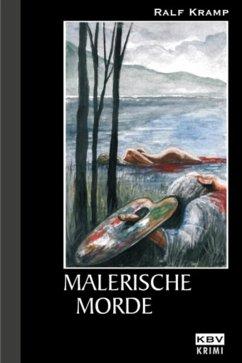 Malerische Morde / Herbie Feldmann Bd.4 (eBook, ePUB) - Kramp, Ralf