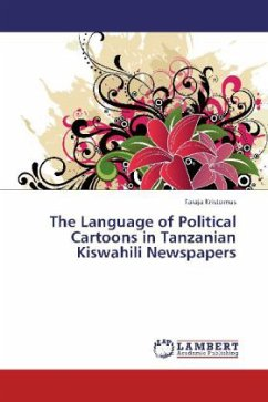 The Language of Political Cartoons in Tanzanian Kiswahili Newspapers
