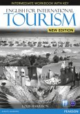 Intermediate, Workbook with Key and MP3-CD / English for International Tourism, New Edition