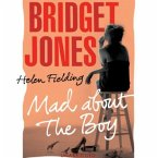 Bridget Jones - Mad about a boy, 10 Audio-CDs\Bridget Jones - Verrückt nach ihm, 10 Audio-CDs, englische Version