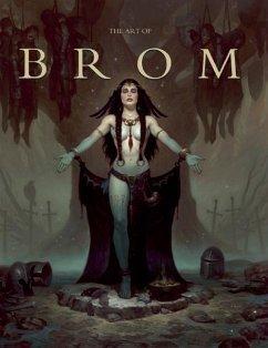 The Art of Brom - Brom, Gerald