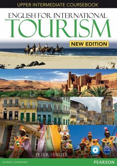 English for International Tourism New Edition Upper Intermediate Coursebook (with DVD-ROM) - Strutt, Peter; Dubicka, Iwona; O'Keeffe, Margaret