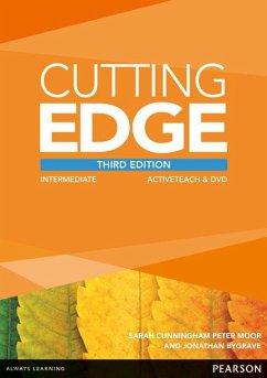 Cutting Edge 3rd Edition Intermediate Active Teach, CD-ROM