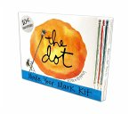 The Dot: Make Your Mark Kit [With 6 Watercolor Pencils and Blank Book]