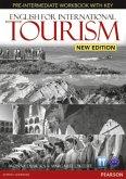 English for International Tourism Pre-Intermediate Workbook with key z plyta CD