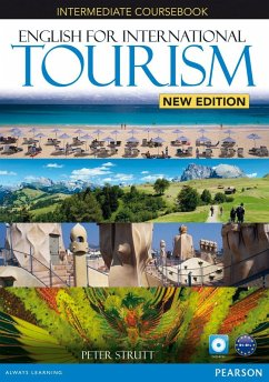 English for International Tourism New Edition Intermediate Coursebook (with DVD-ROM) - Strutt, Peter; Dubicka, Iwona; O'Keeffe, Margaret