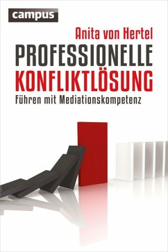 Professionelle Konfliktlösung (eBook, PDF) - Hertel, Anita von