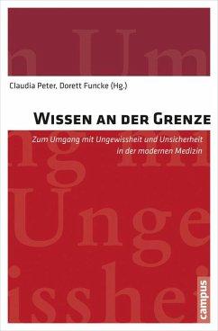 Wissen an der Grenze (eBook, PDF)