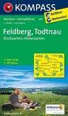 Kompass Karte Feldberg, Todtnau, Kirchzarten, Hinterzarten