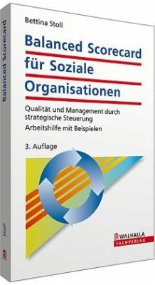 Balanced Scorecard für Soziale Organisationen - Stoll, Bettina