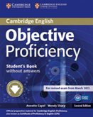 Objective Proficiency. Student's Book without answers